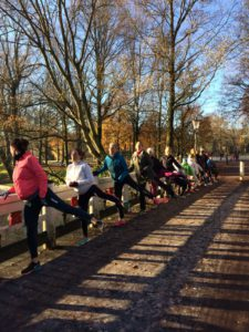 mommy bootcamp in amsterdam